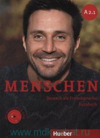 Menschen A 2.1 : Kursbuch : Deutsch als Fremdsprache