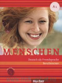 Menschen A 1 : Berufstrainer : Deutsch als Fremdsprache
