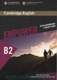 Cambridge English Empower : Upper-Intermediate. B2 : Student's Book