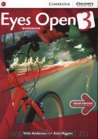Eyes Open 3 : Workbook : Online Practice : B1
