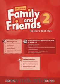 Family and Friends 2 : Teacher's Book Plus : Online Practice