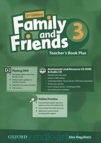 Family and Friends 3 : Teacher's Book Plus : Online Practice