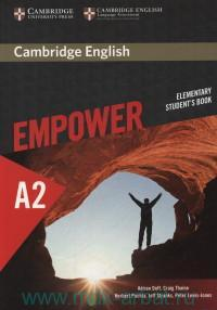 Cambridge English Empower : Elementary. A2 : Student's Book