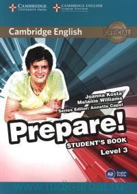 Cambridge English Prepare! : Level 3. A2 : Student's Book