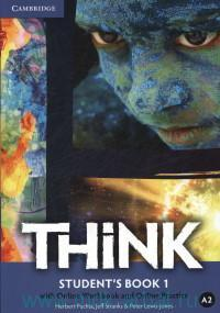 Think 1 : Student's Book. A2 : With Online Workbook and Online Practice