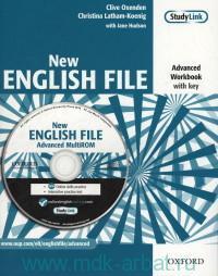New English File : Advanced : Workbook : with key
