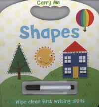Shapes : Wipe Clean First Writing Skills