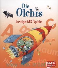 Die Olchis : Lustige ABC-Spiele