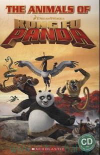 The Animals of Kung fu Panda : Level Starter : 150 headwords