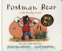 Postman Bear : a Lift-the-Flap Book