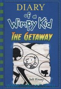Diary of a Wimpy Kid. Book 12. The Getaway