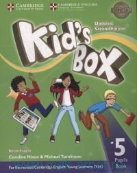 Kid's Box 5 : Pupil's Book