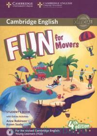 Cambridge English Fun for Movers : Student's Book : With Online Activities With Audio