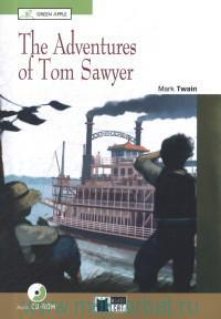 The Adventures of Tom Sawyer : Step 1 : Adaptation by S. M. Stockton : CEFR A2