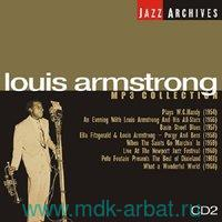 Louis Armstrong. Диск №2 (MP3) : Арт.12-121-25