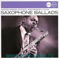 Saxophone Ballads (CD) : Арт.3-231-645