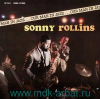 Sonny Rollins. Our Man in Jazz (CD) : Арт.3-292-325