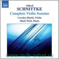 Schnittke: Complete Violin Sonatas (CD) : Арт.3-188-412