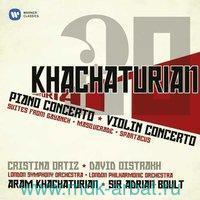 Khachaturian: Ballets And Concertos (CD) : Арт.3-188-555