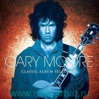 Moore Gary. Classic Album Selection (5CD) : Арт.3-285-1900