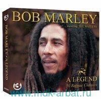Bob Marley A Legend 50 Reggae Classics (3CD) : Арт.3-188-600