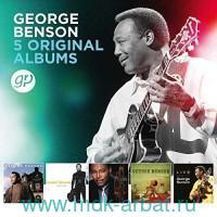 George Benson. Original Albums (CD) : Арт.3-231-1580