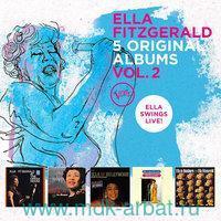 Ella Fitzgerald. Original Albums Vol.2 (CD) : Арт.3-231-1580