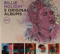 Billie Holiday. Original Albums (CD) : Арт.3-231-1580