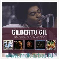 Gilberto Gil. Original Album Series (CD) : Арт.3-307-1375