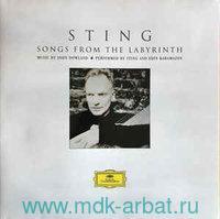 Sting. Songs From The Labyrinth : виниловая пластинка (LP) : Арт.19-285-1950