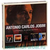 Jobim Antonio Carlos Original Album Series (5CD) : Арт.3-285-1555