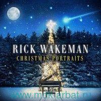 Rick Wakeman. Christmas Portraits (CD) : Арт.3-188-775