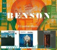 Benson George 3 Essential Albums (3CD) : Арт.3-188-730