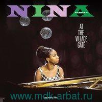 Simone Nina At The Village Gate : Виниловая пластинка (LP) : Арт.19-188-1245