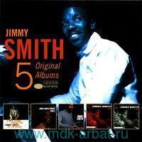 Jimmy Smith. Original Albums Vol.2 (5CD) : Арт.3-188-1585