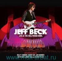 Beck, Jeff Live At The Hollywood Bowl : Виниловая пластинка (3LP) : Арт.19-188-2065