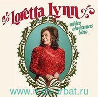 Loretta Lynn. White Christmas Blue : виниловая пластинка (LP) : арт.19-188-1035