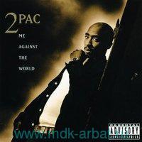 2PAC ME AGAINST THE WORLD : Виниловая пластинка (2LP) : Арт.19-188-2400