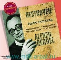 Brendel Alfred Beethoven: Piano Sonatas Nos.8, 14, 23 & (CD) : Арт.3-188-645