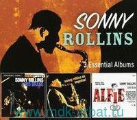 Rollins Sonny Essential Albums (CD) : Арт.3-188-810