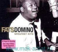 Fats Domino Greatest Hits (CD) : Арт.3-188-375