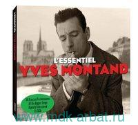 L'Essentiel Yves Montand (CD) : Арт.3-188-405