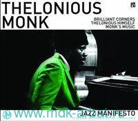 Thelonious Monk Brilliant Corners (CD) : Арт.3-188-375