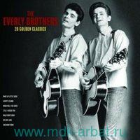 Everly Brothers 20 Golden Classics : Виниловая пластинка (LP) : Арт.19-188-1130