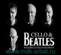 Rastrelli Cello Quartet. Cello in Jazz (CD) : Арт.3-285-280