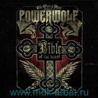 Powerwolf Bible of the Beast (CD) : Арт.3-188-410