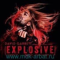 Garrett David Explosive : Виниловые пластинки (2LP) Coloured : Арт.19-231-2400