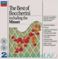 The Best Of Boccherini (CD) : Арт.3-188-1145