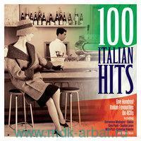 Сборник 100 Italian Hits (4CD) : Арт.3-678-891
