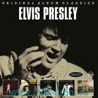 Elvis Presley Original Album Classics (5CD) : Арт.3-697-1350